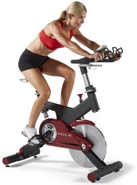 室內飛輪健身車/ 腳踏車
