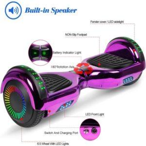 Lieagle Hoverboard自平衡滑板車