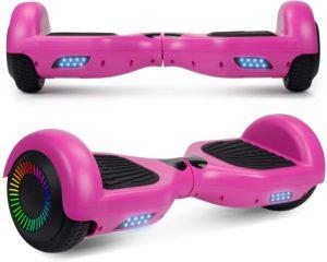自平衡滑板車
